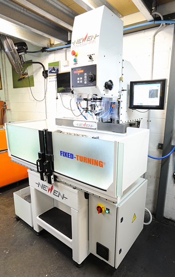 LSX Machine Shop Newen Fixed Turning Machine